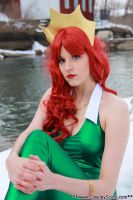 Mera Queen of the Seven Seas by The-Cosplay-Scion
