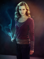 Hermione Granger Harry Potter by RafaelGiovannini