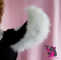 Bouncy Puppy tail - Tobeh by FurryFursuitMaker