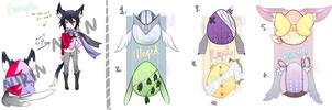 Adoptable Egg Auction  { CLOSED } by Bitschi
