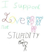 I Support by Roserietta