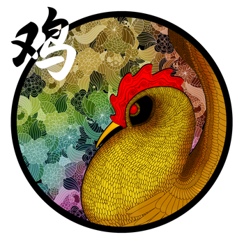 Golden Rooster by yongX13