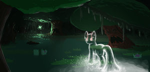 Everfree Swamp by FiddleArts