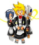 ::KINGDOM HEARTS - Maids:: by lollypop071