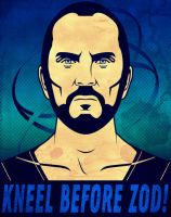 Kneel Before Zod! by AbelMvada