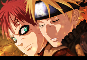 Naruto 661- I won't let you die! by ZeTsu-c