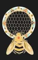The Honey Bee 2 by disalvatron