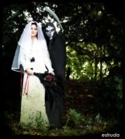 Estruda  Marries The Reaper by Estruda