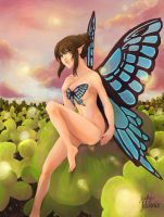 Fairy Titania by Rozelque