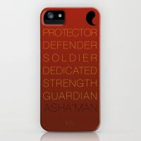 Asha'man Case (iPhone 5/5s pictured) by minniearts