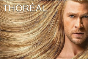 THOREAL: Brings Godly Volume To Your Hair by PassionateMasochist