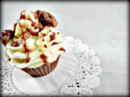 Pecan Pie CUPCAKE Soap by Annais69