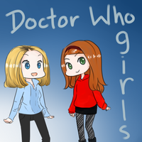 I love Doctor Who by Starflick
