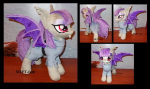 Maud Pie bat by MLPT-fan