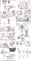 GoG Sketch Dump 2 by x-EBee-x