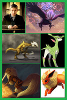 John watson's  Pokemon by absence224