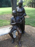 James and Dolly Madison by Archanubis