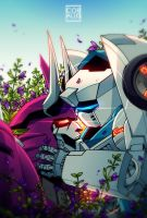 MTMTE: Cygate by c0ralus