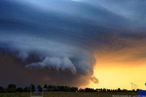 September Supercell IV by FramedByNature