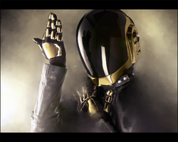 Daft Punk 1280x1024 by ALFDCLXVI