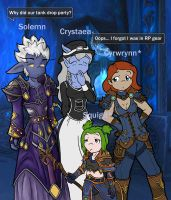Looking for Group... by MalisVitterfolk