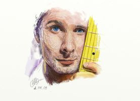 Matt Bellamy by SakuTori