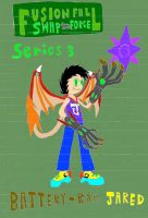 FusionFall: Swap Force Battery-Ram Jared by ThePurpleHaro