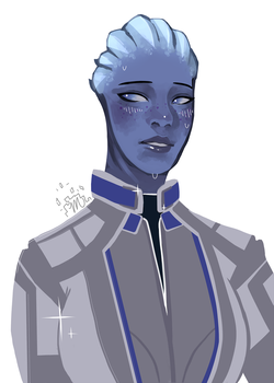 liara by TheTurkster