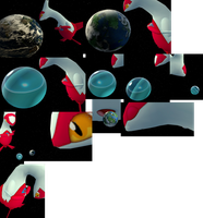 Space Faring Latias by Aleronssword