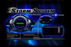 Storm System by psutton