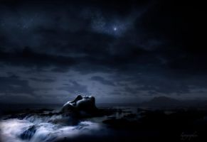 sea of dreams by lupographics