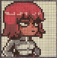 Kim Pine Pixel Post-it by Fox-Chaser