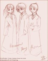 harry potter crew by kina