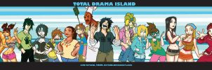 Total Drama Island by lervold