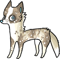 Spots And Stars -Design Raffle- by Errored-Adopts