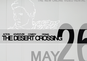 THE DESERT CROSSING - Second Banner by Anubins