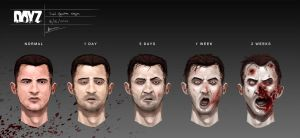 DayZ Infection Stages by Hazzard65
