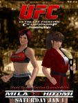 UFC Promo Cover by bstylez