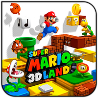 Super Mario 3D Land Icon by Alucryd