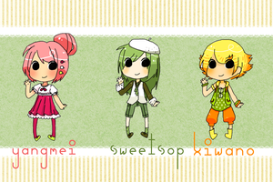 Fruit Adoptables- Set 4 [CLOSED by LungwortTea