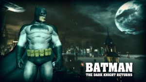 Batman The Dark Knight Returns wallpaper by BatmanInc