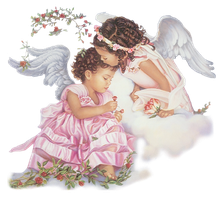 Little Girls Angels PNG Picture by joeatta78