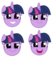 Twi Faces by TheCheeseburger
