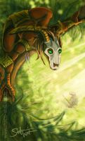 Look above you by Draco-Stellaris