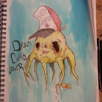 EARLY CUYLER - SQUIDBILLIES by WizardofBarge