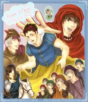 BASARA : Snow White by smoothies79