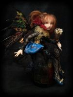Hoot Fairy Doll by LindaJaneThomas