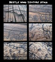 Beetle Wood Texture Stock by Oddstuffs