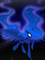 Lunar Galactic by flamevulture17
