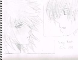 Skip beat ch 199 - Choices by Kitty6773